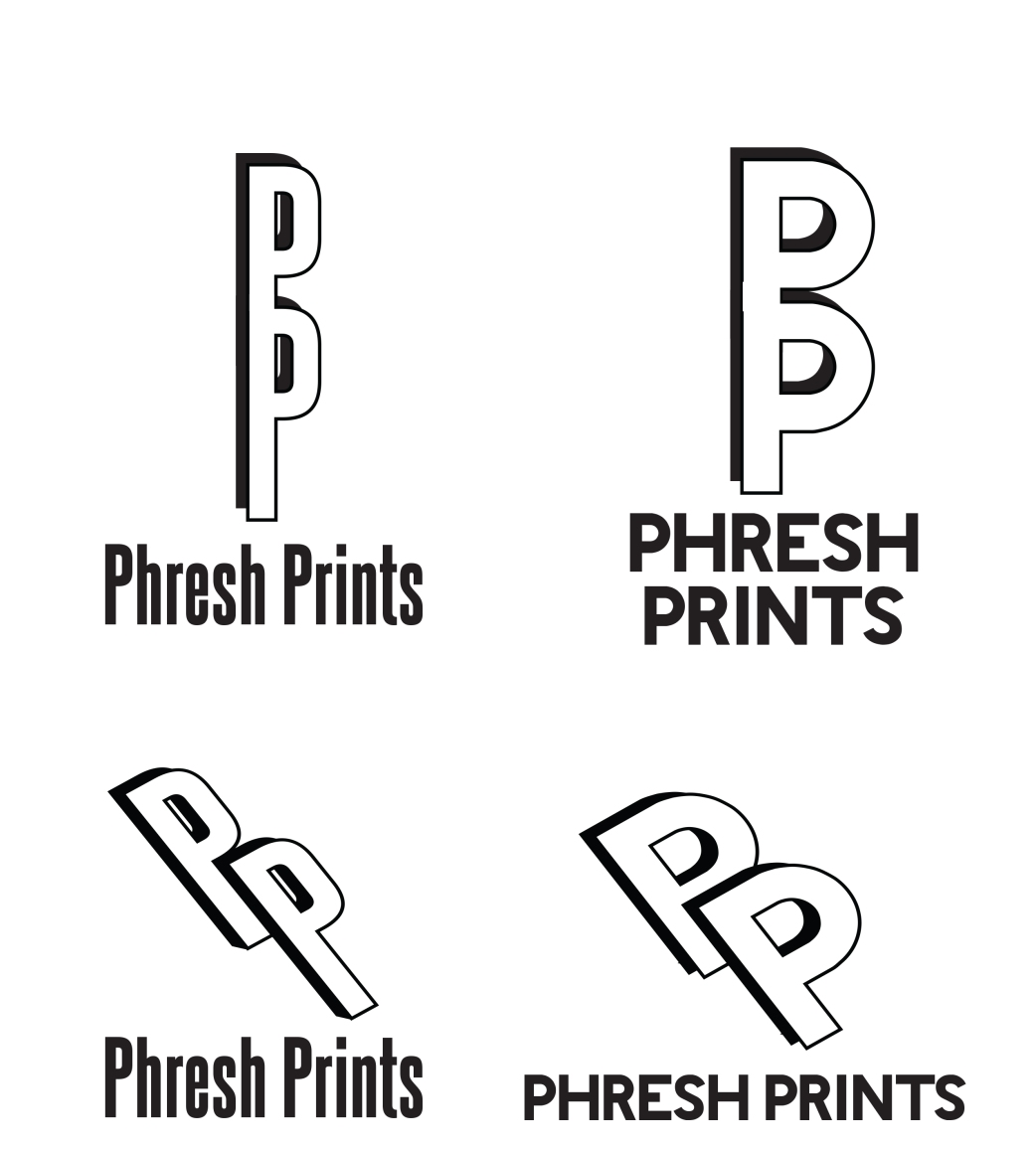 PHRESH PRINTS ICON LOGO