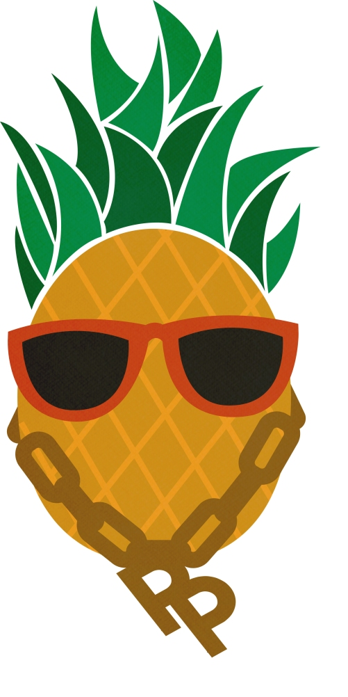 PHRESH PRINTS PINEAPPLE LOGO
